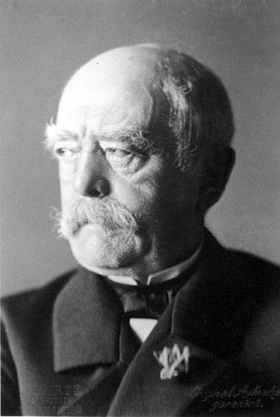 オットー・フォン・ビスマルク