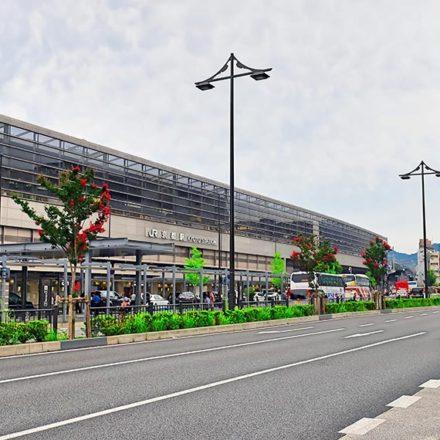 京都駅八条口